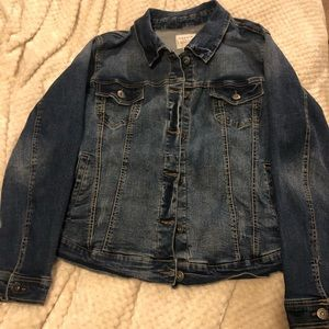 Torrid 2x denim jacket